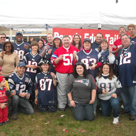 Hall of Famers - Razor's Edge Tailgating